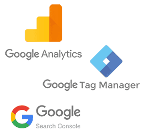 xpconversions - optimización de conversiones - instalación de google analytics, google tag manager y search console - buenos aires - argentina