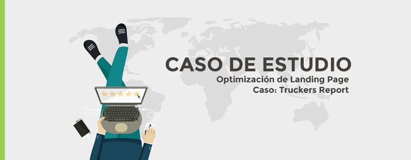 xpconversions - optimización de conversiones - optimización de landing page - caso de estudio